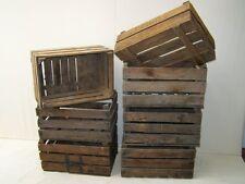 Grande vecchio Scatola in legno,Imballaggio di prestito,Art Deco Scaffale Cassa