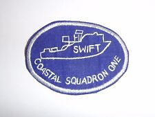 b7272 US Navy Vietnam Swift Coastal Squadron One  Patrol PBR Brown Water IR27C