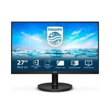 "MONITOR GAMING PHILIPS V LINE 271V8 27"" FULL HD 1080P WIDE 16:9 HDMI VGA VESA."