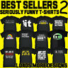 Funny Mens T-Shirts novelty t shirts joke t-shirt clothing birthday tee shirt 2