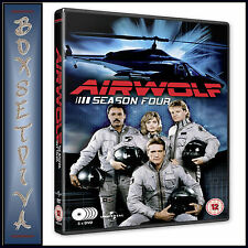 AIRWOLF-   COMPLETE SERIES SEASON 4 **BRAND NEW DVD**