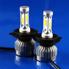 Car LED Headlight H4 HB2 9003 Bulbs Conversion COB Kit 2000W 300000lm 6500K
