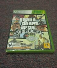Grand Theft Auto San Andreas Xbox 360, (Xbox 360)
