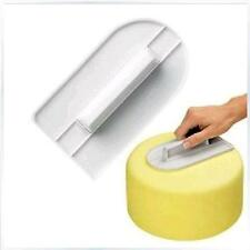 Sugar Paste Cake Decorating Icing Smoother Cutter Polisher Finisher Pastry Tool