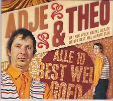 Adje en Theo-Alle Tien Best Wel Goed cd album