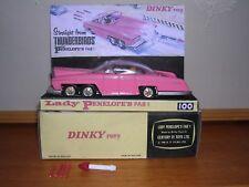 DINKY 100 'LADY PENELOPE'S' FAB 1 - 'THUNDERBIRDS' & BOX - SUPERB!