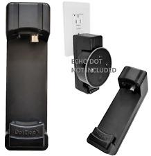 Amazon Echo Dot 2 Smart Speaker Wall Mount Power Supply TecScan DotDock No-Cords