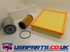 AIR OIL FUEL CABIN AIR FILTER SERVICE KIT DODGE NITRO 2007-2011 2.8CRD
