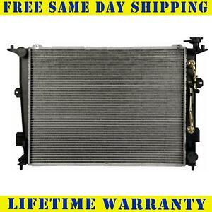 Radiator For 2009-2014 Hyundai Genesis 4.6L 5.0L Fast Free Shipping
