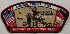 National Capital Area Council Baden Powell Hike CSP Mint Condition FREE SHIPPING