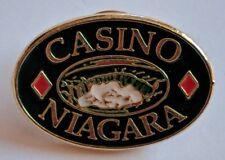 Casino Niagara Falls Lapel Pin Ontario Logo Gambling