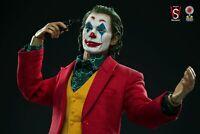 SWTOYS & VINYL STUDIO 1/6 Scale Suit Ver. Joker 12inches Figure Model