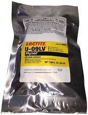 Loctite Clear Hysol Two Part Clear Polyurethane Liquid 10 Min Working Time