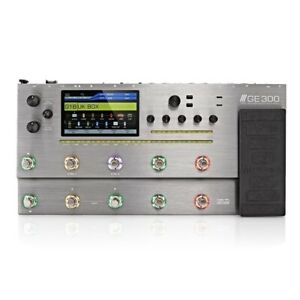 Mooer GE300 Amp Modeling Guitar System Multi-Effects With Tone Capture and IR.