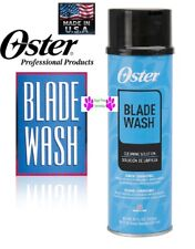 Oster WASH DIP CLEANS,LUBRICATES PROTECTS*MAKES ANY CLIPPER BLADE Last LONGER
