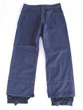 SPECIAL BLEND Denim Jeans Style Snowboard Pants Ski Cirrus Group Blue Mens L
