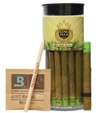 King Palms Mini Size Palm Leafs (20 Pack)