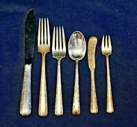 CANDLELIGHT BY TOWLE STERLING FLATWARE SET FOR 8 BY 6 WITH SERVERS
