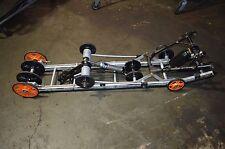 #812 2007 Arctic cat m-1000    skid suspension 153'