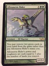 Allosaurus Rider Mtg