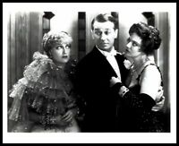 MAURICE CHEVALIER & JEANETTE MACDONALD In THE MERRY WIDOW ca 1934 Vintage Photo