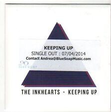 (FA128) The Inkhearts, Keeping Up - 2014 DJ CD