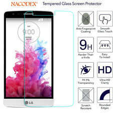 [3-Pack] Tempered Glass Screen Protector For LG Stylus 3 / LG Stylo 3 / LS 777
