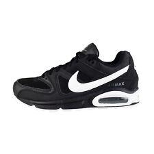 Nike Air max Command Negro/Blanco Hombre Zapatillas para Correr 629993-032