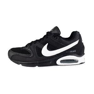 Nike Air Max Command schwarz/weiß Herren Laufschuhe 629993-032