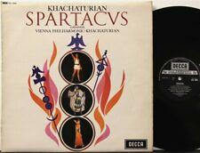 SXL 6000 NB Khachaturian Spartacus, Gayneh Khachaturian, Vienna Philharmonic TAS