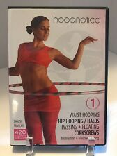 Hoopnotica DVD Waist & Hip Hooping Passing & Floating Corkscrews Exercise