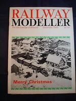 1 - Railway modeller - December 1966 - Contents page shown in photos