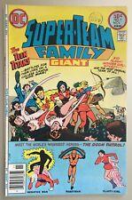 Super-Team Family #7 Giant - Teen Titans / Doom Patrol - DC Comics - Oct 1976