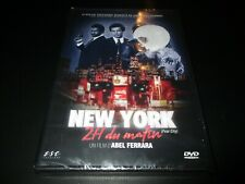 """DVD NEUF """"NEW YORK 2H 2 HEURES DU MATIN"""" Tom BERENGER / Abel FERRARA"""