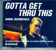(DO291) Daniel Bedingfield, Gotta Get Thru This - 2001 CD