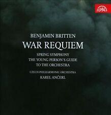 Benjamin Britten War Requiem - Spring Symphony, New Music