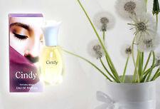 Cindy No.8 40ml EDP for Women Citrus/Green/Soft Floral + bonus free gift perfume