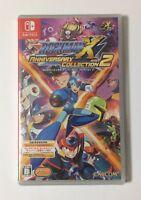 NEW Nintendo Switch Rockman X Anniversary Collection 2 JAPAN Megaman Mega Man