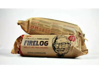 KFC Firelog 11 Herbs & Spices Fire log by EnviroLog **LIMITED** **EXCLUSIVE**