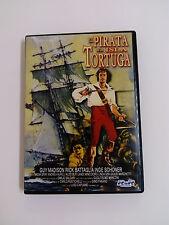 EL PIRATA DE LA ISLA TORTUGA Dvd Original Piratas Guy Madison