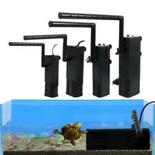 Aquarium Fish Tank Filter Internal Water Submersible Pump Oxygen Spray Bar Kit