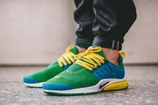 NIKE AIR PRESTO ESSENTIAL Running Trainers Gym Casual  UK 11 (EU 46) Lucky Green