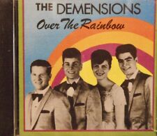 THE DEMENSIONS 'Over The Rainbow' - 16 Tracks on RELIC #7032