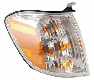 Corner Turn Signal Light for 05-07 Toyota Sequoia/05-06 Tundra Double Cab Right