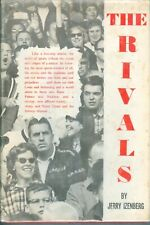 JERRY IZENBERG  -  The Rivals -  Sports  -  HB/DJ/First Printing