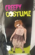 Halloween Girls Dress Up Girls Halloween costume age 5-6 Creepy Bride