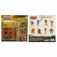 Masters of the Universe Accessories Game Action Figures