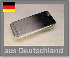 IPhone 6 RainDrop Schutzhülle HardCase Hülle * Premium Optik * Regentropfen (B8B