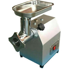 400W Electric Stainless Steel Meat Grinder Sausage Maker Multifunctional Mincer