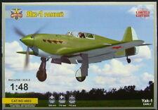 Modelsvit Models 1/48 YAKOVLEV Yak-1 EARLY VERSION Soviet World War II Fighter